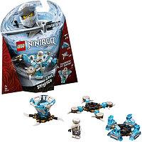 LEGO Ninjago 70661 Конструктор Лего Ниндзяго Зейн - мастер Кружитцу