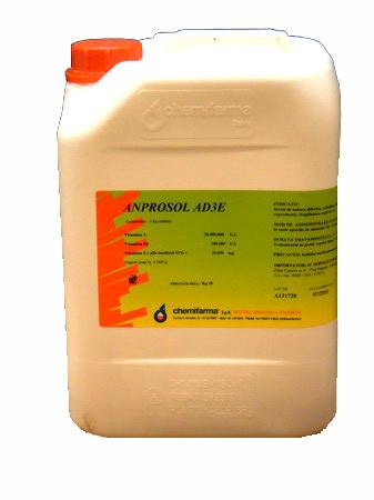 Оральный раствор АнпросолАД 3 Е + CA 5 литров