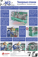 Металлообработка – Безопасность Работ ред.2016г.  Лист №2 Станки токарной группы