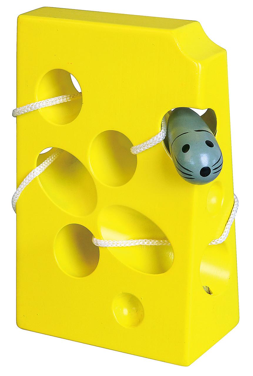 Шнуровка «Кусочек сыра»
