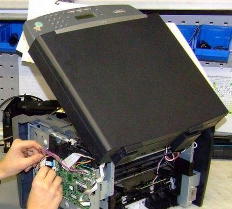 Обслуживание и ремонт  МФУ, фото 2