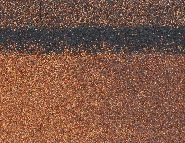 Коньки-карнизы SHINGLAS (Шинглас), 5 м2, Оранж
