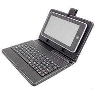 """Чехол для планшета универсальный 7"""" с клавиатурой"""