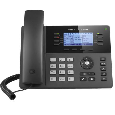Grandstream GXP1780 - IP телефон. 4 SIP аккаунта, 8 линий, PoE