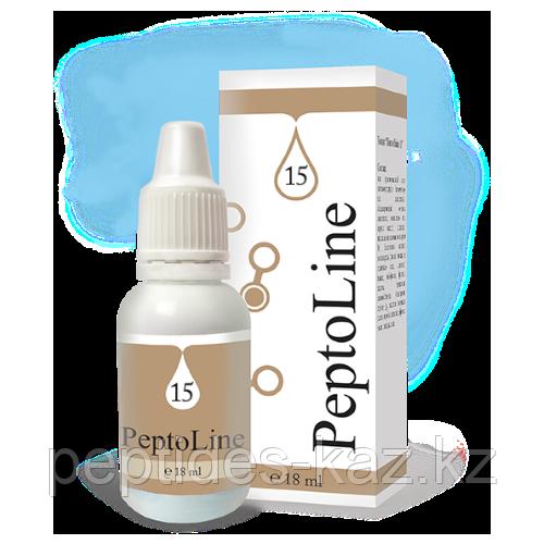 PeptoLine 15 для молочных желез, пептидный комплекс 18 мл