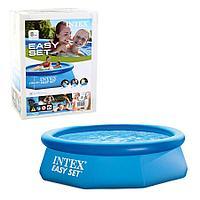 Надувной бассейн Intex Easy Set Pool 28110