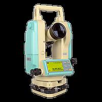 Электронный теодолит RGK T-02 (лазерный отвес)