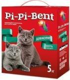 Pi Pi Bent,  Пи Пи Бент, наполнитель комкующийся для котят, 5 кг