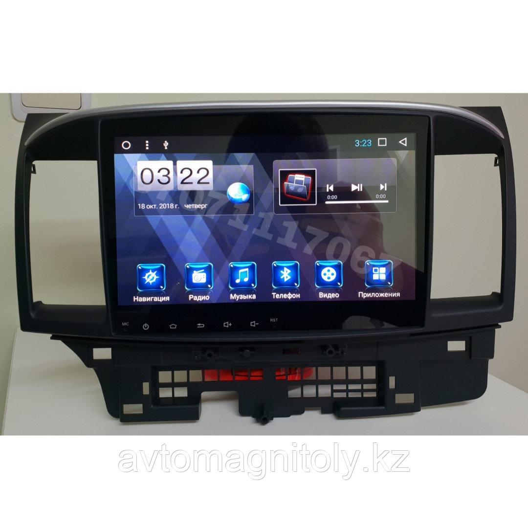 Головное устройство DSK Mitsubishi Lancer X ANDROID IPS