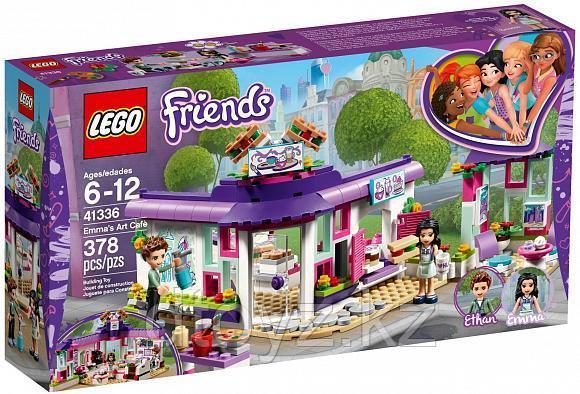 Lego Friends 41336 Арт-кафе Эммы, Лего Подружки