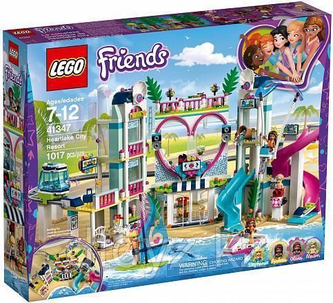 Lego Friends 41347 Курорт Хартлейк-Сити, Лего Подружки