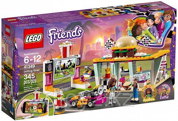 Lego Friends 41349 Передвижной ресторан, Лего Подружки