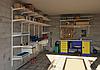 Системы хранения для гаража, подсобки