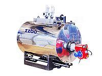 Дизельный парогенератор ПГ-500 на раме , фото 1