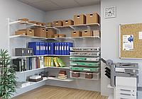 Системы (полки) хранения для офиса