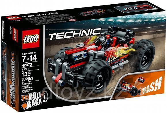 Lego Technic 42073 Красный гоночный автомобиль, Лего Техник
