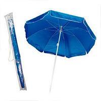 Зонт пляжный/садовый «ВОСТОК» от солнца  в чехле (140 см)