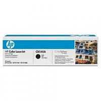 Картридж HP CB540A (black) ORIGINAL для HP CLJ CM1312/1312nfi, CP1215/1515n
