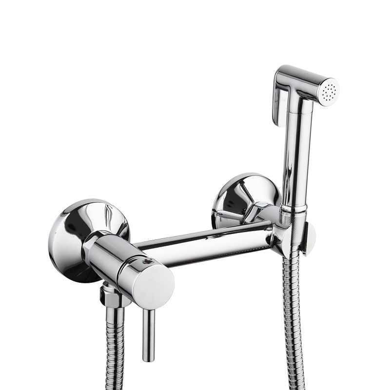 Смеситель с гигиеническим душем Frap