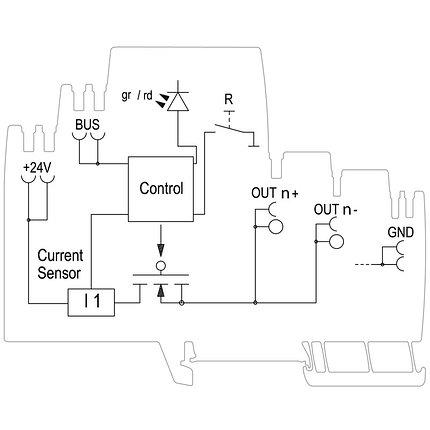 Контроль нагрузки AMG ELM-Q2244, фото 2