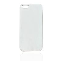 Чехол белый для iPhone 5/5s (soft touch)