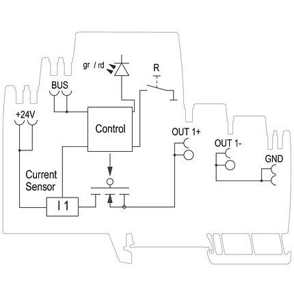 Контроль нагрузки AMG ELM-1F EX, фото 2