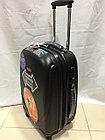 Маленький из поликарбоната дорожный чемодан на 4-х колесах Ambassador (амбассадор, оригинал), фото 4