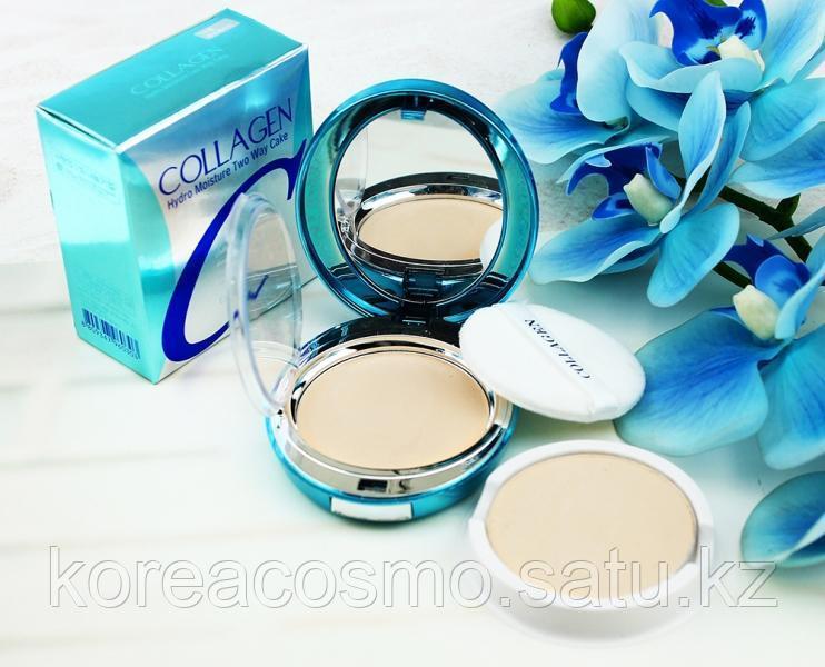 Пудра на основе коллагена с глубоким увлажнением кожи Enough Collagen Moisture Powder SPF25/PA++ (13 - 21 тон)