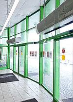 Воздушно-тепловая завеса Тепломаш КЭВ-П4124A Комфорт Плюс (2 метровая; без нагрева), фото 3