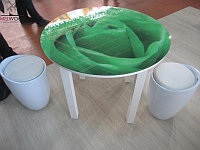 Стол обеденный STRONG 3П