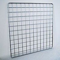 Сетка (600х600 мм) хром арт.GP60х60