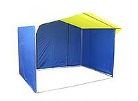 Палатка для уличной торговли разборная (2500х2000 мм) оцинкованный каркас