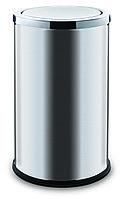 Контейнер для мусора ALDA с вращающейся крышкой 45 литров серия SWING (Матовая)