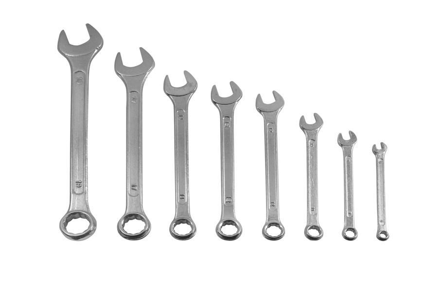 Ключ гаечный комбинированный 21х21