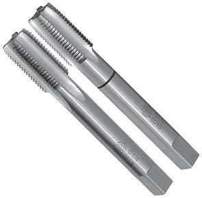 Метчики машинные с винтовой подточкой и шахматным расположением зубьев M5x0,8