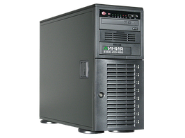 IP-видеосервер Линия NVR-64 SuperStorage