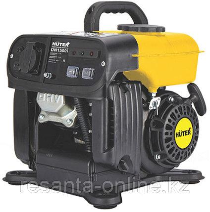 Инверторный генератор HUTER DN1500i, фото 2