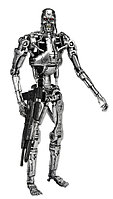 "Фигурка ""Терминатор T-800"" (NECA Terminator 2 – T-800 ""Endoskeleton"" Action Figure)"