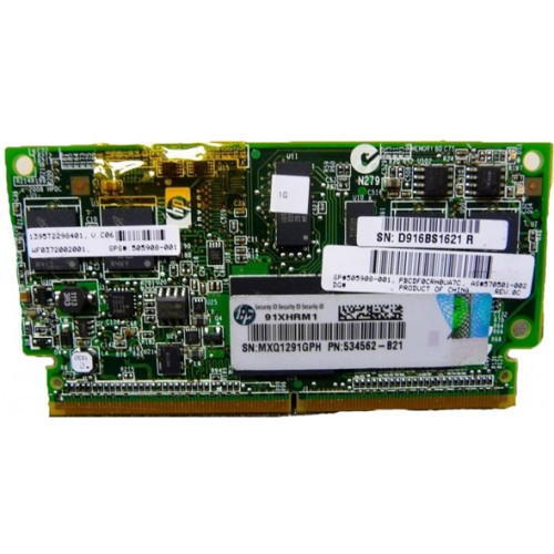 505908-001 1GB Flash Backed Write Cache (FBWC) memory module