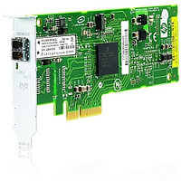 397739-001 Hewlett-Packard 4Gb PCIe-to-Fibre Channel (FC) host bus adapter - StorageWorks FC2142SR single-channel