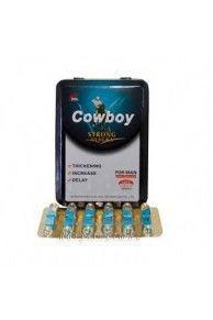 Ковбой(Cowboy) Препарат для нарастания потенции 12 табл +12 шариков