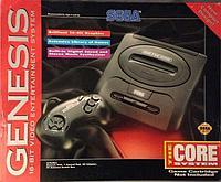 Игровая приставка SEGA MEGA Drive 2 (132 встроенные игры), фото 1
