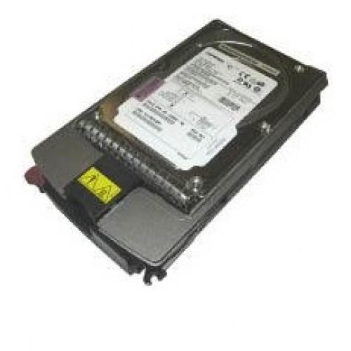 357912-001 72.8 GB, Ultra320, Non hot-plug, 15K, 68pin, 1-inch