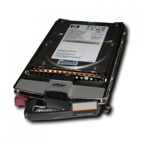 495277-001 36GB hot-swap dual-port Fiber Channel (FC) hard drive - 15,000 RPM, 1.0-inch high