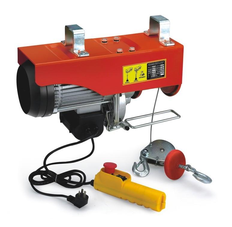 Таль электрическая РА  0,250 т/12 м (220 В)
