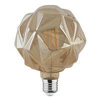 Светодиодная Лампа Эдисона декоративная RUSTIC CRYSTAL-6 6W 2200K