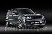 Обвес с арками колес Startech на Range Rover Sport New