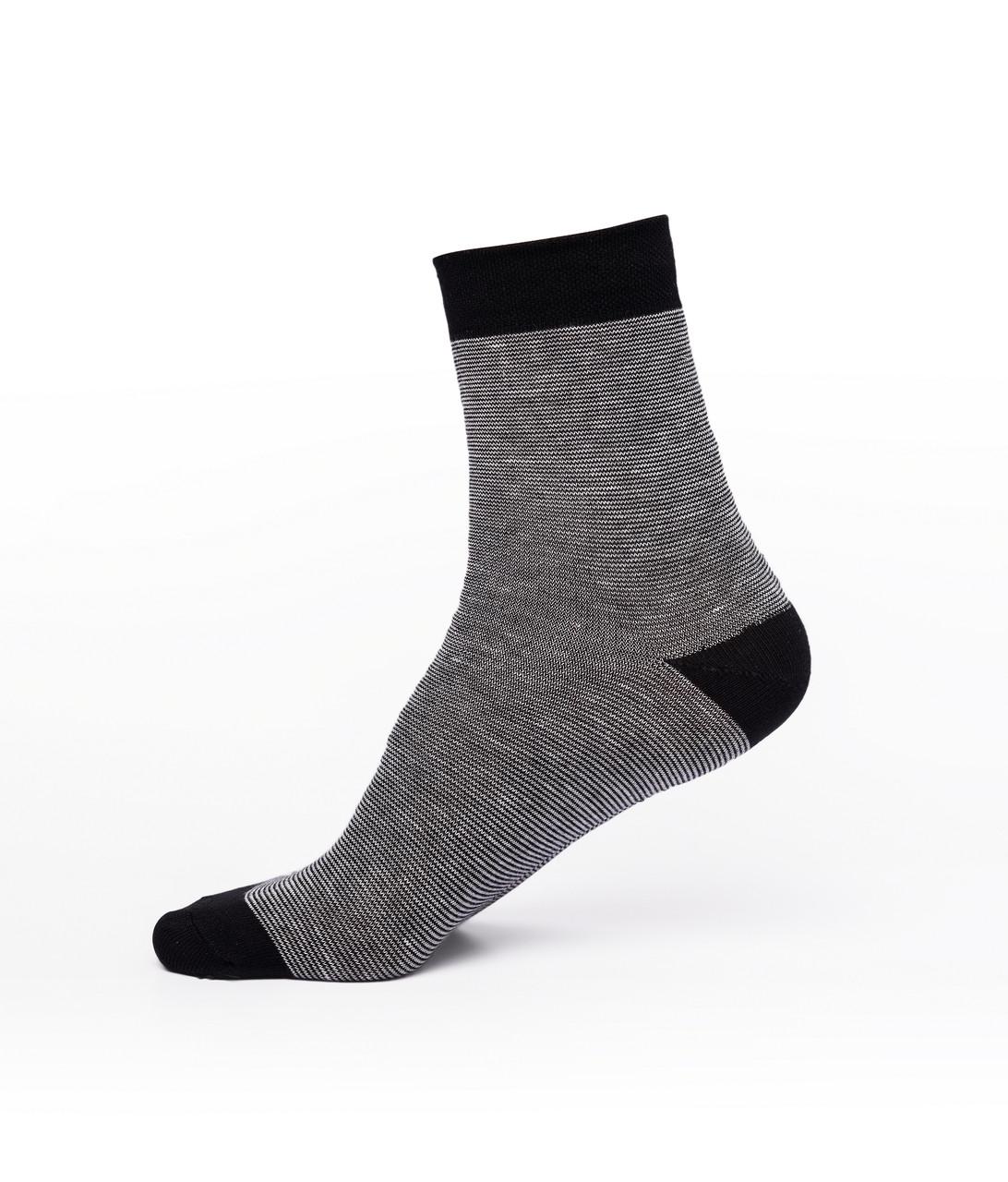 Мужские носки,хлопок, серые
