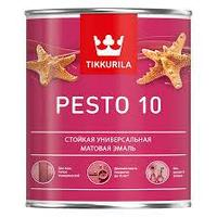 PESTO 10 А мат. краска 2.7 л