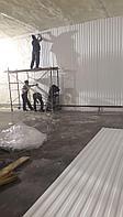 Утепление морозильных камер завода,теплоизоляция холодильных камер, теплоизоляция ёмкостей, фото 1